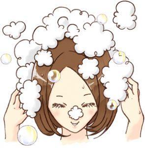 妊娠中の頭皮のかゆみやフケ